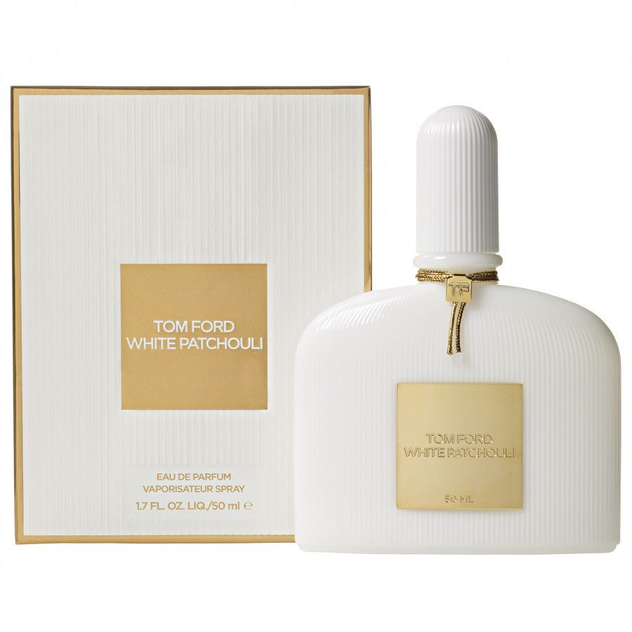 white patchulie tomford